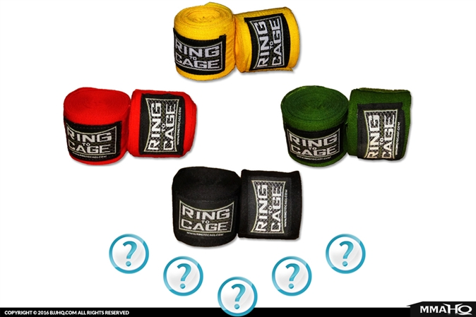 Ring to Cage 180 Stretch Handwraps 5-PACK